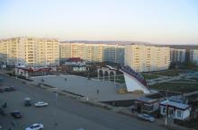 Город Кодинск в Красноярском крае