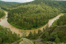 Маслянинский район Новосибирской области.