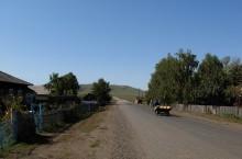 Село Петропавловское в Алтайском крае