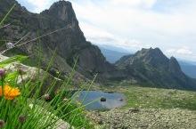 Столбовое озеро в Хакасии