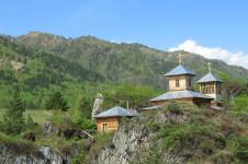 Храм Иоанна Богослова на острове Патмос в селе Чемал