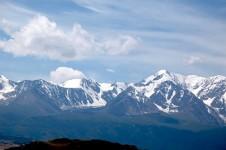 Перевал Сказка в Горном Алтае