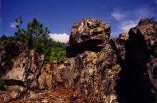 «Скалы Иерусалим» в Кемеровской области