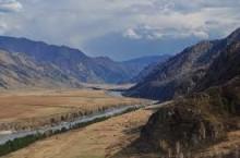 Долина Айрыдаш в Горном Алтае