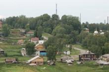 Село Молчаново в Томской области