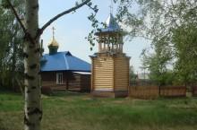 Село Романово в Алтайском крае