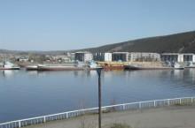 Город Киренск в Иркутской области