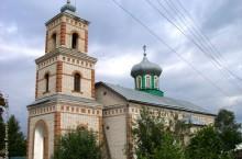 Поселок Тальменка в Алтайском крае