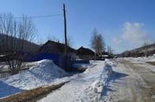 Село Краснополье  в Хакасии