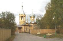 Село Первомайское в Томской области