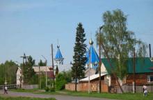 Село Советское в Алтайском крае