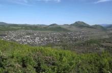 Село Солонешное в Алтайском крае