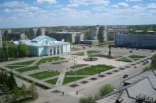 Город Назарово в Красноярском крае