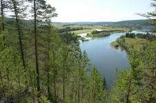 Казачинско-Ленский район Иркутской области
