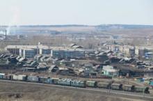 Поселок Залари в Иркутской области