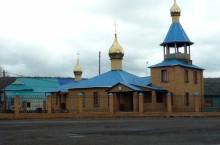 Село Казачинское в Иркутской области
