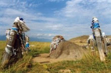 Баргузинский район в Бурятии
