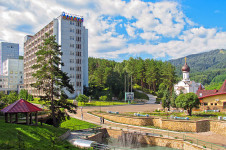 Белокуриха – город музей