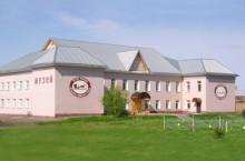 Большеуковский район в Омской области