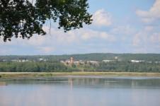 Город Бирюсинск в Иркутской области