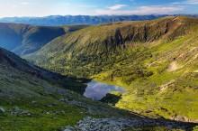 Природный рекреационно-экологический парк Пик Черского