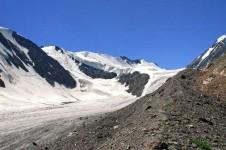 Перевал имени Зелинского в Горном Алтае