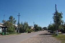Село Бай-Хаак в Тыве