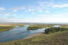 Село Суг-Аксы в Тыве