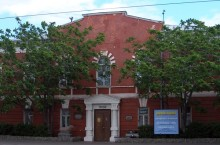 Алтайский краеведческий музей в Барнауле