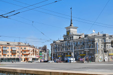 Дом под шпилем – архитектурная достопримечательность Барнаула