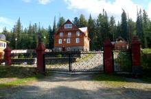 Гостевой дом «Серебряный Берег», Турочакский район, село Иогач