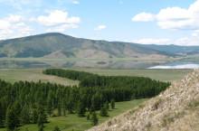 Село Кунгуртуг в Тыве