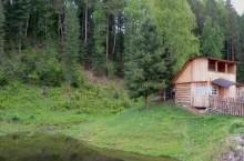 Усадьба «Фруктовый сад» на Телецком озере