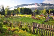Усадьба «Чагат» в Турочакском районе