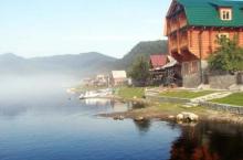 Усадьба «Старый замок» в Турочакском районе