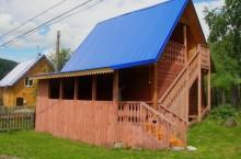Усадьба «У Романа» в Турочакском районе