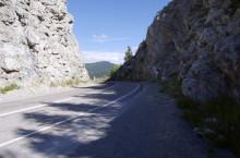 Перевал Чике-Таман в Горном Алтае
