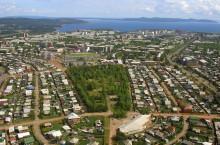 Город Братск в Иркутской области