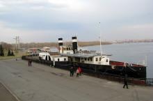 Музей-пароход Святитель Николай