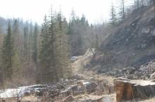 Ороктойское месторождение мрамора