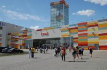 Торгово-развлекательный центр Планета в Красноярске