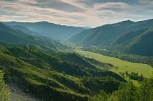 Перевал Мечта в Горном Алтае