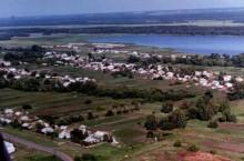 Урлаповское озеро в Алейском районе