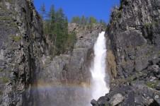 Водопад Текелю, Горный Алтай.