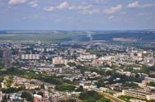 Город Искитим Новосибирской области.