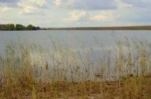Озеро Травное в Бурлинском районе