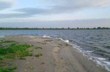 Малое Топольное озеро в Бурлинском районе