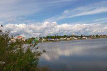 Озеро Большое Островное в Мамонтовском районе