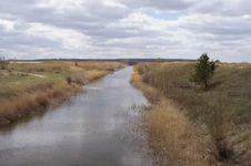 Озеро Дальнее Моховое в Благовещенском районе