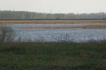 Озеро Леньки в Благовещенском районе